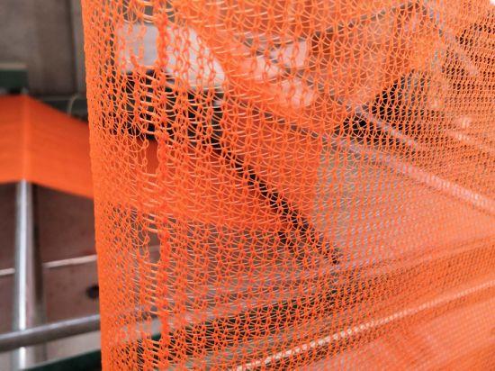Pilaitės pastoliai pastolių dengimas tinkleliu